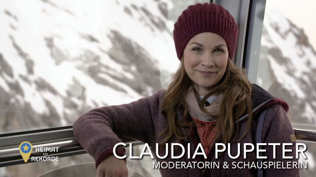 Claudia Pupeter Schauspielerin Und Moderatorin